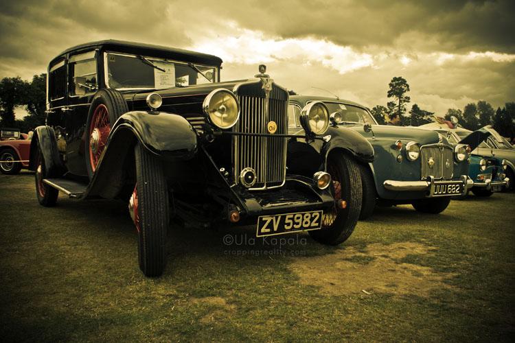 Vintage car series I