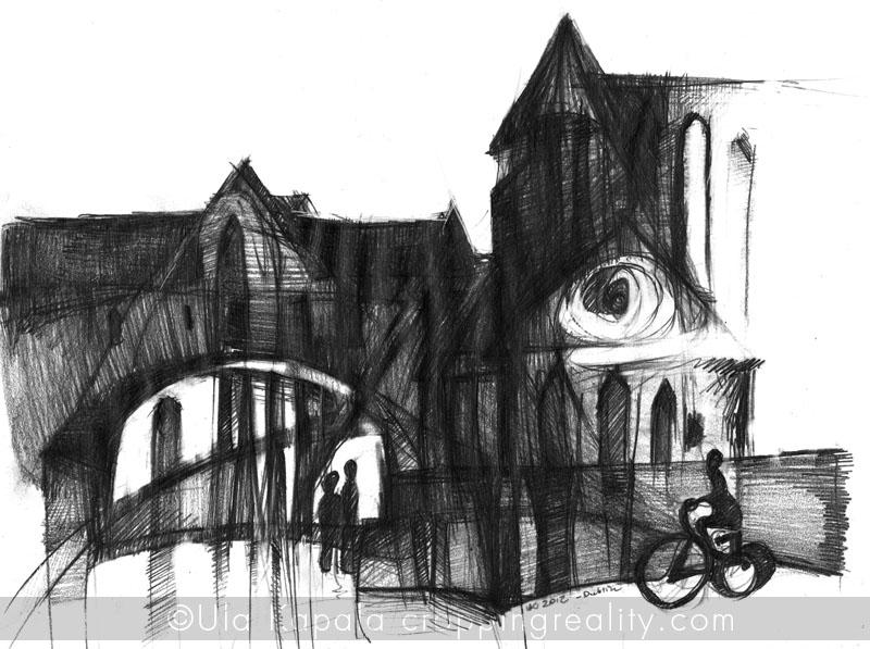 Dublin sketch