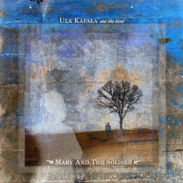 Mary And The Soldier CD cover design